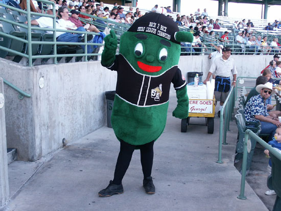 1000 Images About Milb Mascots Aa On Pinterest River